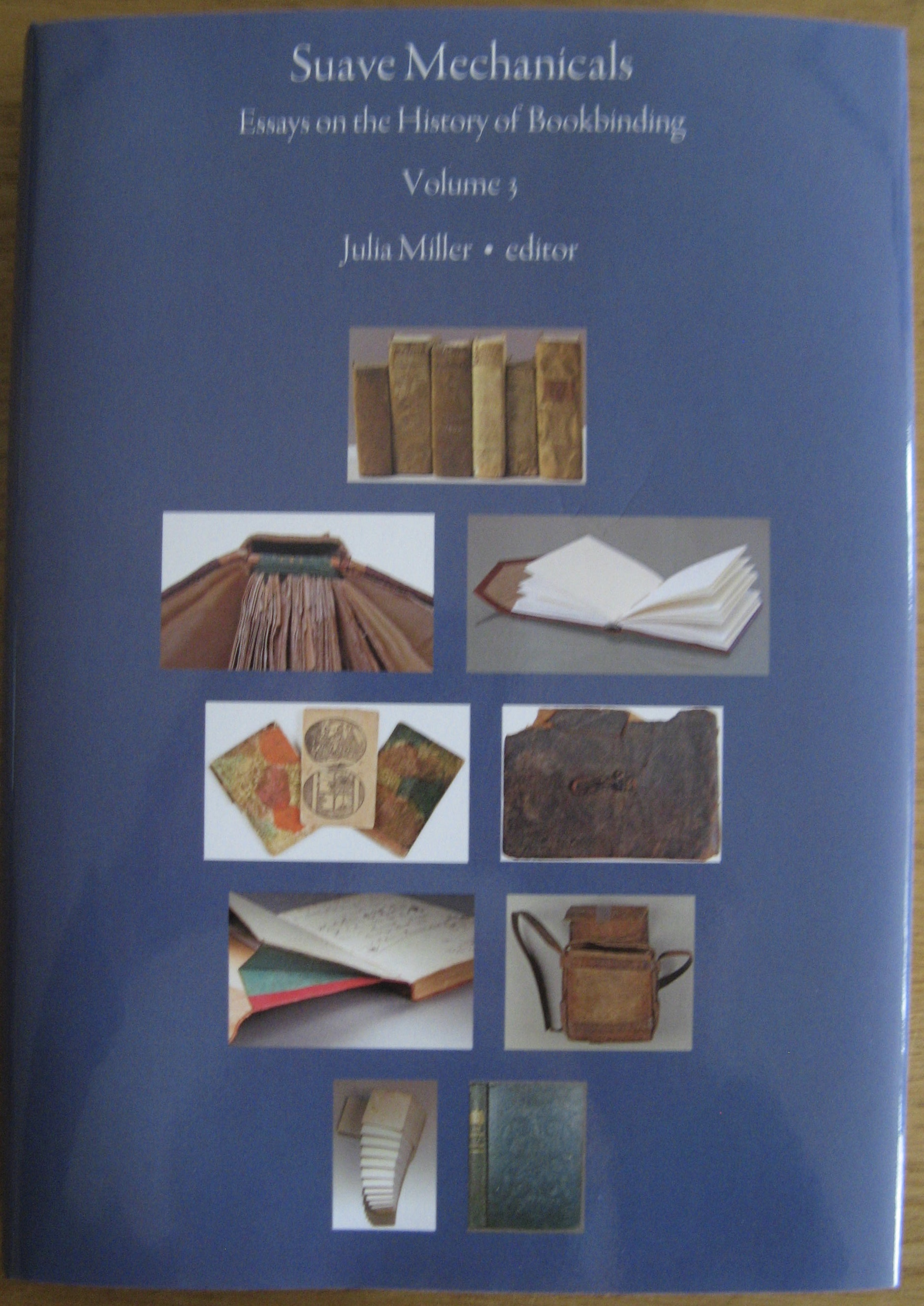 Bookbinders' Finishing Tool Makers 1780-1965