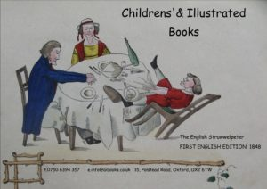 Childrens' & Illustrated Books